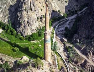 আফগানিস্তানে নান্দনিক জামের মিনার ও প্রত্নতাত্ত্বিক নিদর্শন