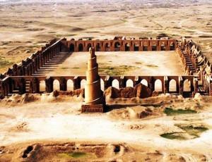 ইরাকের শক্তিশালী ইসলামী সামারা প্রত্নতাত্ত্বিক শহর